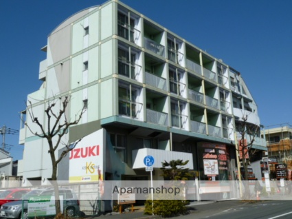 東京都国分寺市、武蔵小金井駅徒歩28分の築25年 5階建の賃貸マンション