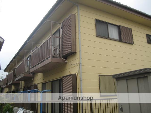 東京都国分寺市、国分寺駅徒歩13分の築28年 2階建の賃貸アパート
