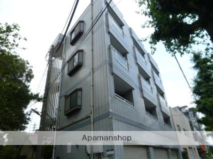 東京都小金井市、武蔵小金井駅徒歩18分の築26年 4階建の賃貸マンション