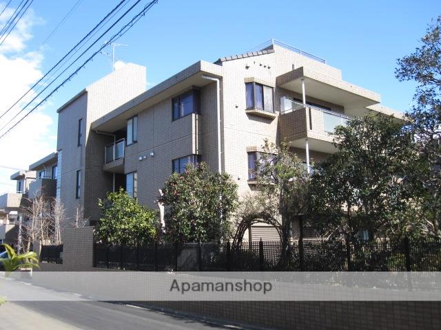 東京都小金井市、東小金井駅徒歩5分の築23年 3階建の賃貸マンション