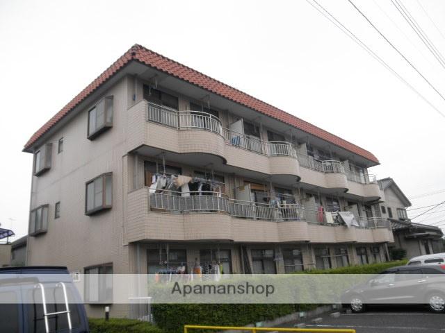 東京都国分寺市、西国分寺駅徒歩17分の築27年 3階建の賃貸マンション