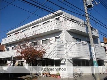 東京都府中市、北府中駅徒歩32分の築27年 3階建の賃貸マンション