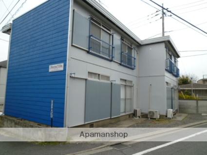 東京都小金井市、武蔵小金井駅徒歩22分の築35年 2階建の賃貸アパート