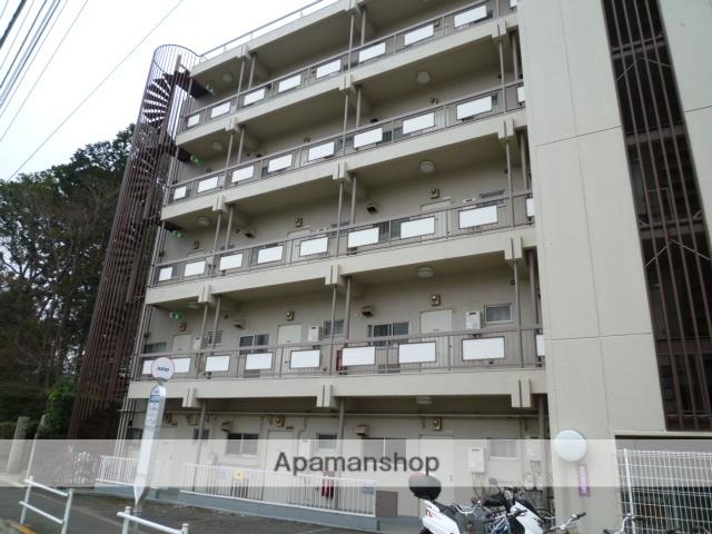 東京都小金井市、武蔵小金井駅徒歩10分の築45年 5階建の賃貸マンション
