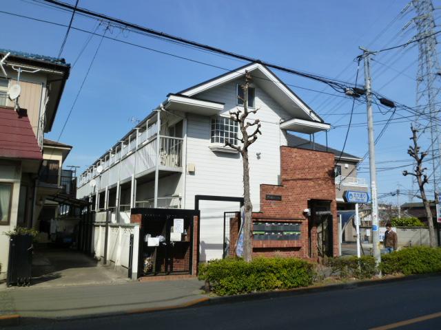 東京都小金井市、武蔵境駅徒歩19分の築26年 2階建の賃貸アパート