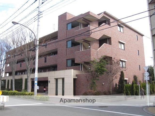 東京都小金井市、東小金井駅徒歩2分の築15年 4階建の賃貸マンション