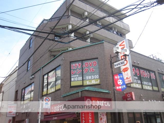 東京都小金井市、東小金井駅徒歩2分の築18年 6階建の賃貸マンション