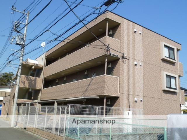 東京都小金井市、東小金井駅徒歩15分の築12年 3階建の賃貸マンション