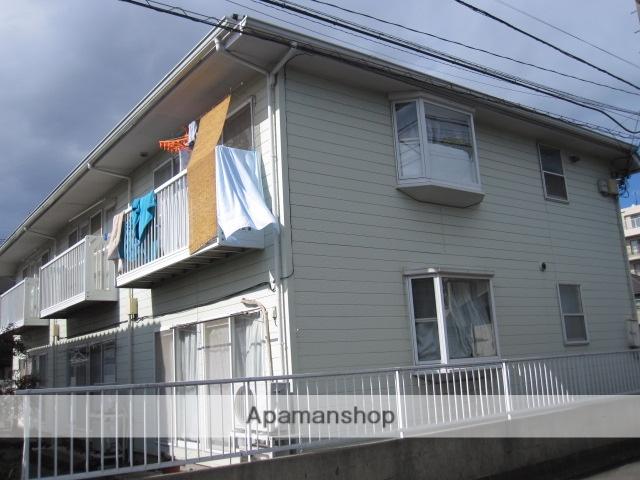 東京都小金井市、東小金井駅徒歩8分の築27年 2階建の賃貸アパート