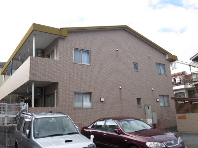 東京都小金井市、東小金井駅徒歩19分の築13年 2階建の賃貸マンション