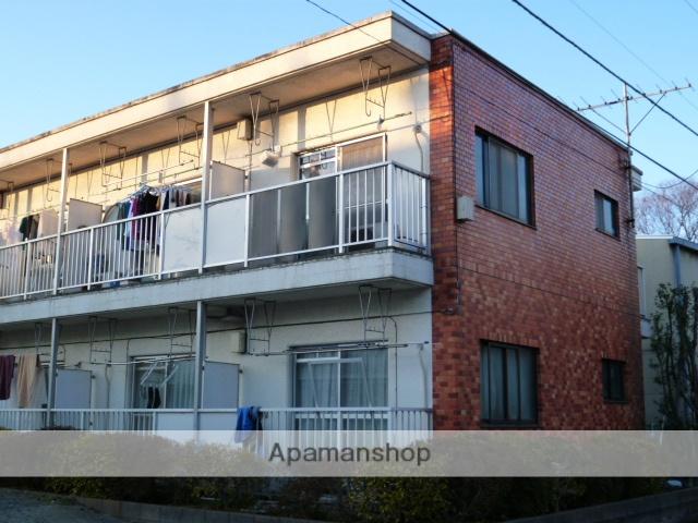 東京都小金井市、東小金井駅徒歩15分の築32年 2階建の賃貸マンション
