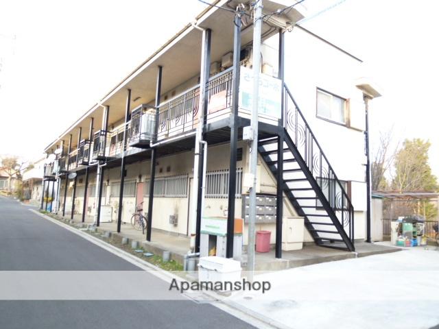 東京都小金井市、東小金井駅徒歩6分の築36年 2階建の賃貸アパート