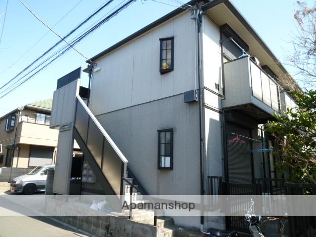 東京都小金井市、東小金井駅徒歩6分の築15年 2階建の賃貸アパート