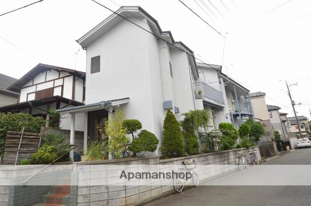 東京都小金井市、東小金井駅徒歩15分の築28年 2階建の賃貸アパート