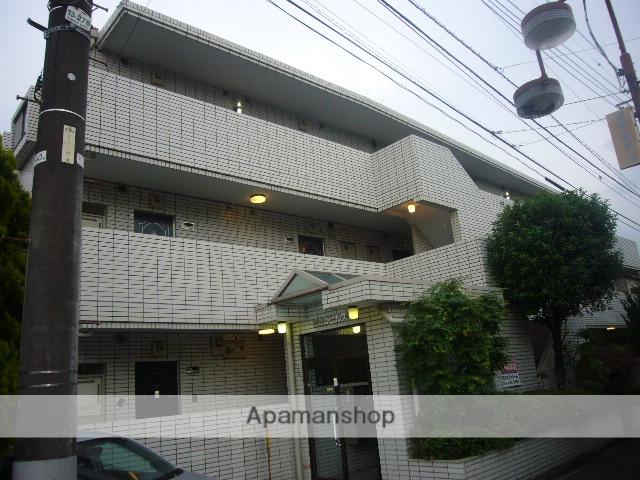 東京都武蔵野市、武蔵境駅徒歩4分の築28年 3階建の賃貸マンション