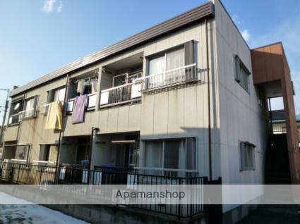 東京都小金井市、東小金井駅徒歩13分の築33年 2階建の賃貸アパート
