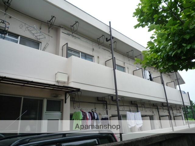 東京都武蔵野市、武蔵境駅徒歩11分の築30年 2階建の賃貸マンション