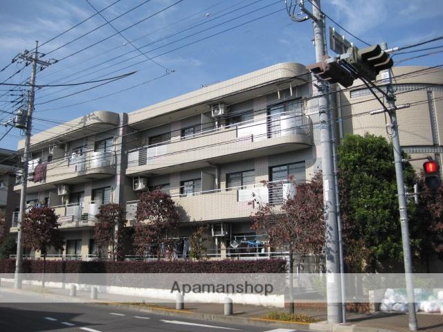 東京都武蔵野市、武蔵境駅徒歩11分の築23年 3階建の賃貸マンション