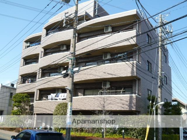東京都小金井市、東小金井駅徒歩6分の築14年 5階建の賃貸マンション