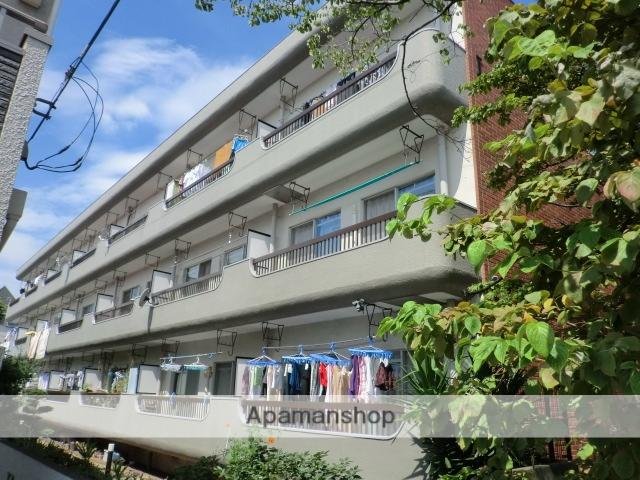 東京都武蔵野市、武蔵境駅徒歩12分の築39年 3階建の賃貸マンション