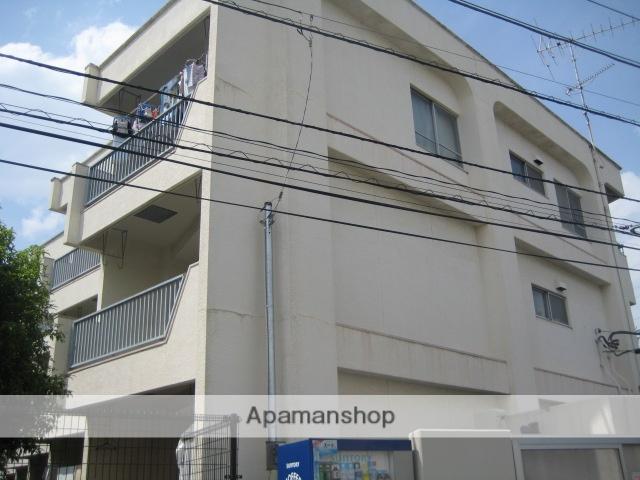 東京都国分寺市、西国分寺駅徒歩11分の築41年 3階建の賃貸マンション