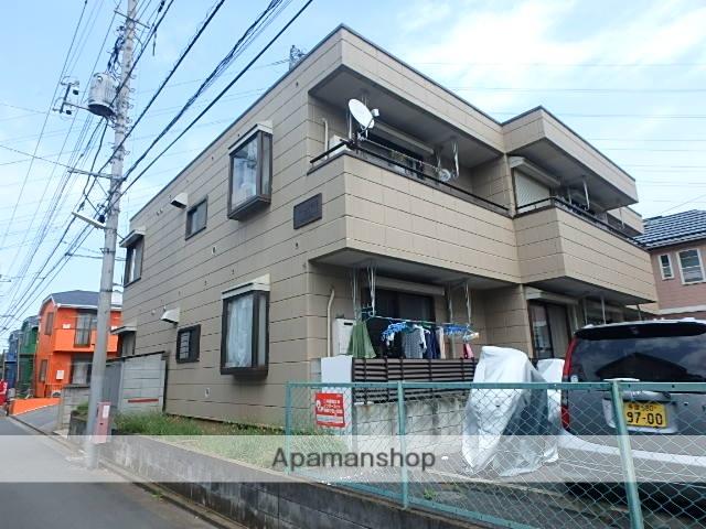 東京都武蔵野市、西荻窪駅徒歩19分の築25年 2階建の賃貸マンション