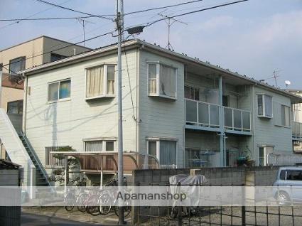 東京都三鷹市、吉祥寺駅バス20分野崎下車後徒歩1分の築28年 2階建の賃貸アパート