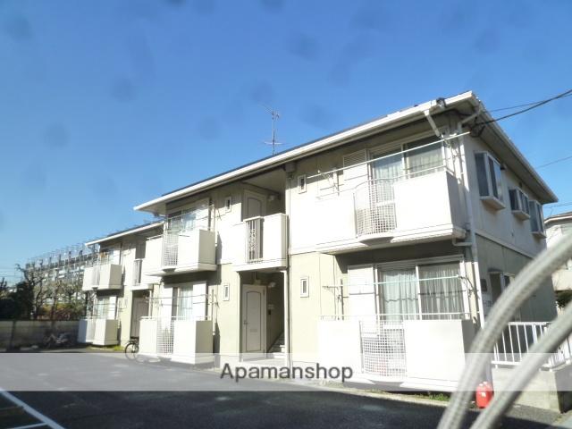 東京都練馬区、西荻窪駅徒歩28分の築24年 2階建の賃貸アパート