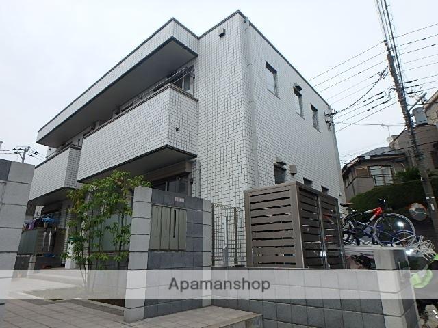 東京都武蔵野市、吉祥寺駅徒歩16分の築4年 2階建の賃貸アパート