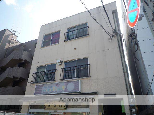 東京都杉並区、西荻窪駅徒歩12分の築38年 3階建の賃貸マンション
