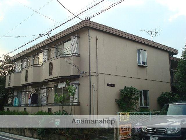 東京都杉並区、荻窪駅徒歩18分の築32年 2階建の賃貸アパート