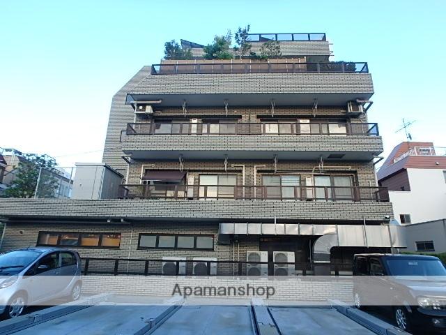 東京都武蔵野市、吉祥寺駅徒歩4分の築20年 5階建の賃貸マンション