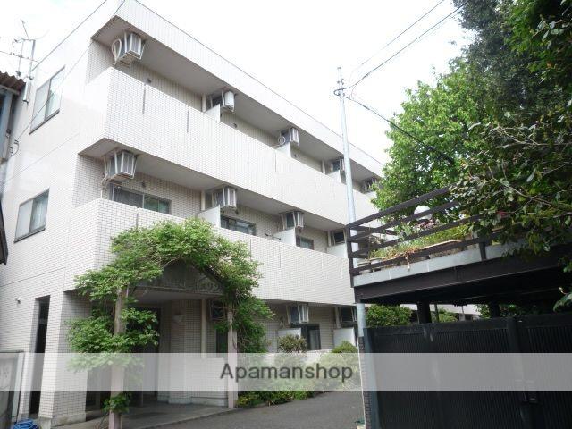 東京都武蔵野市、吉祥寺駅徒歩8分の築25年 3階建の賃貸マンション