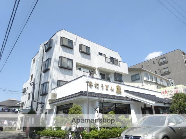 東京都三鷹市、武蔵境駅徒歩19分の築27年 4階建の賃貸マンション