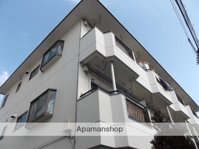 東京都杉並区、西荻窪駅徒歩6分の築31年 3階建の賃貸マンション