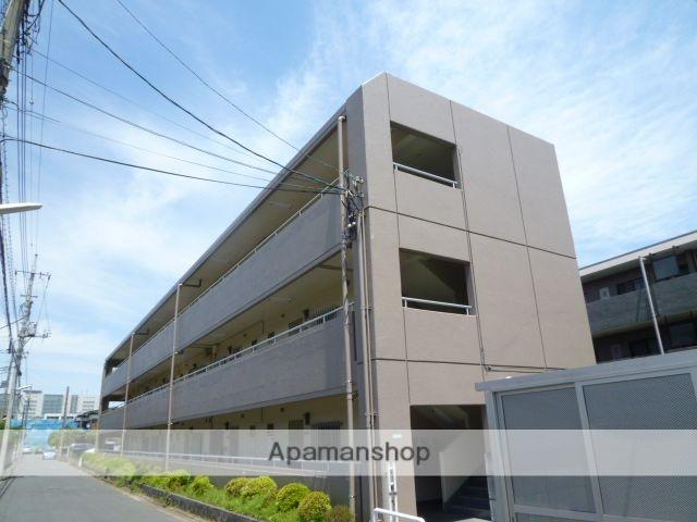 東京都武蔵野市、三鷹駅徒歩22分の築31年 3階建の賃貸マンション