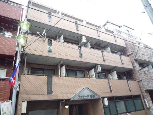 東京都杉並区、西荻窪駅徒歩5分の築26年 4階建の賃貸マンション