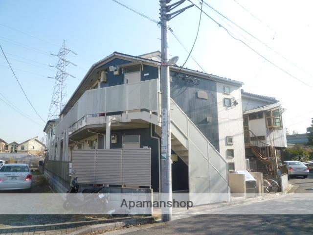 東京都三鷹市、武蔵境駅徒歩15分の築11年 2階建の賃貸アパート