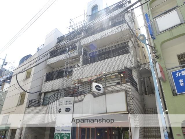 東京都杉並区、西荻窪駅徒歩2分の築31年 5階建の賃貸マンション