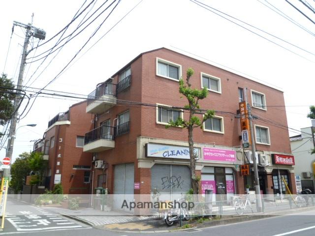 東京都練馬区、吉祥寺駅徒歩17分の築36年 3階建の賃貸マンション