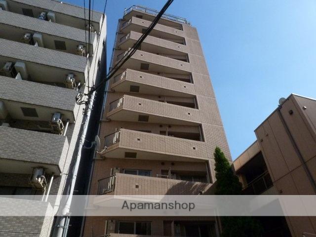 東京都三鷹市、吉祥寺駅徒歩25分の築13年 10階建の賃貸マンション