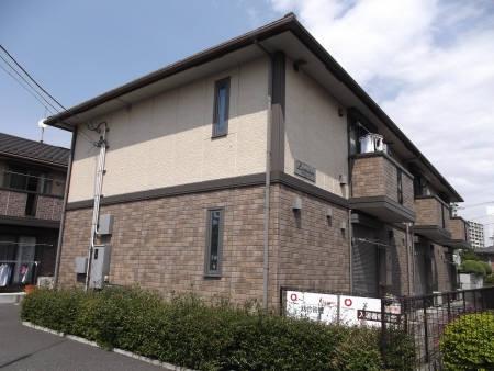 東京都三鷹市、吉祥寺駅バス14分中原三丁目下車後徒歩3分の築10年 2階建の賃貸アパート
