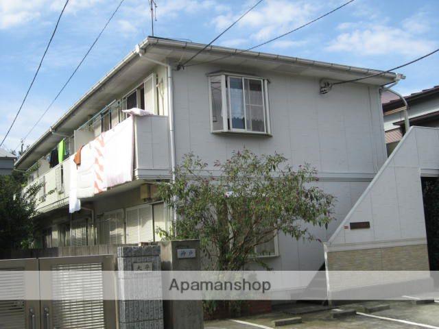 東京都杉並区、西荻窪駅徒歩24分の築28年 2階建の賃貸アパート