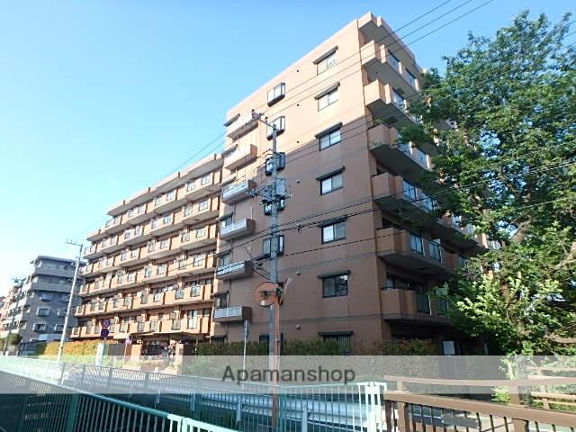 東京都三鷹市、三鷹駅徒歩20分の築18年 7階建の賃貸マンション