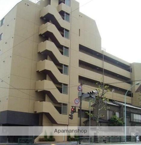 東京都杉並区、笹塚駅徒歩12分の築11年 8階建の賃貸マンション