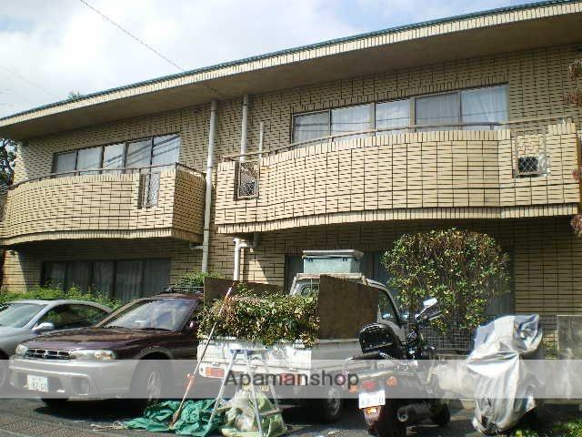 東京都杉並区、荻窪駅徒歩15分の築28年 2階建の賃貸マンション