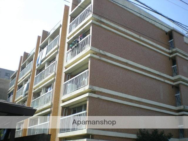 東京都杉並区、荻窪駅徒歩11分の築51年 5階建の賃貸マンション