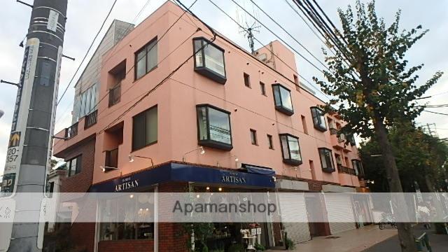 東京都武蔵野市、吉祥寺駅徒歩12分の築34年 3階建の賃貸マンション
