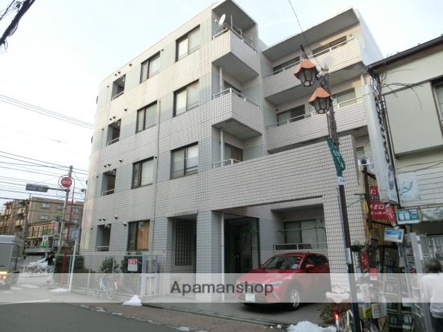 東京都武蔵野市、三鷹駅徒歩14分の築29年 4階建の賃貸マンション