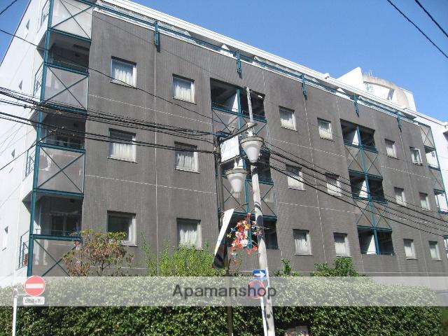 東京都杉並区、荻窪駅徒歩8分の築23年 5階建の賃貸マンション